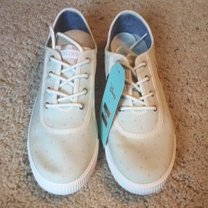 New Disney Toms Fairy Godmother canvas sneakers